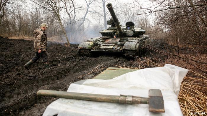 Что происходит на границе Украины и России (фотогалерея) | Украина и украинцы: взгляд из Европы | DW | 13.04.2021
