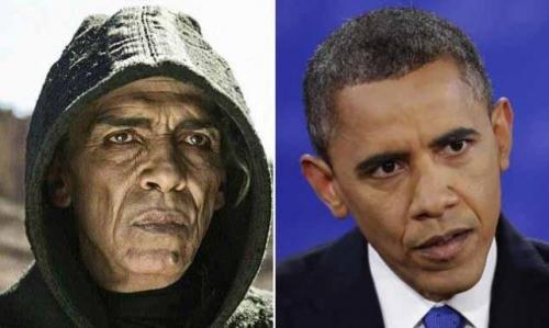 Сатана из исторического сериала похож на Барака Обаму