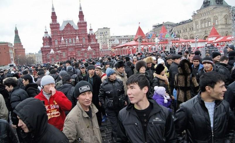Как мигранты из ЦА легализируют свое пребывание в России | Центр-1 / Centre1.com - Новости из Узбекистана