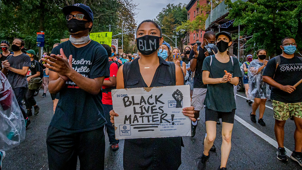 Black Lives Matter support down since June, still strong among Black adults | Pew Research Center