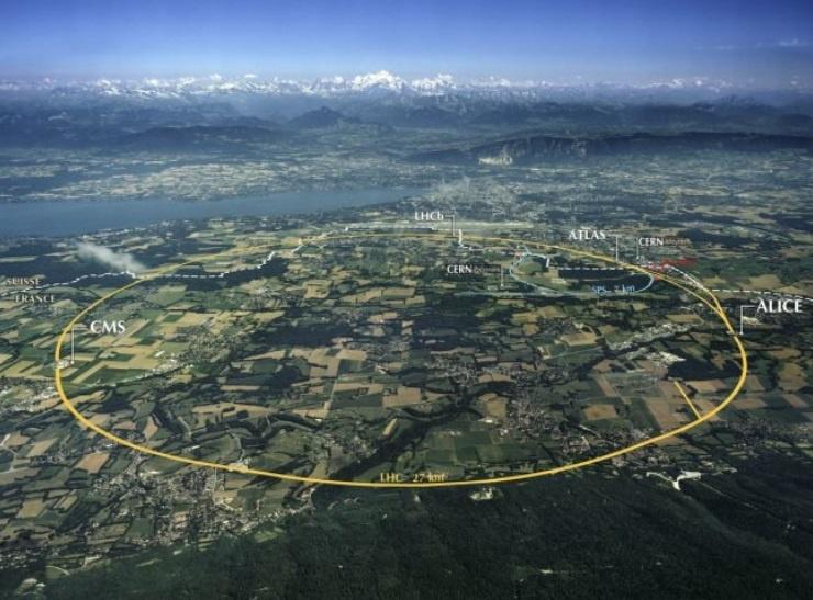 ЦЕРН начинает серьезное обновление, чтобы извлекать больше данных из столкновений атомов   Атомная энергия 2.0