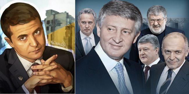 На Украине началась деолигархизация — советник Зеленского — Новости политики, Новости Украины — EADaily