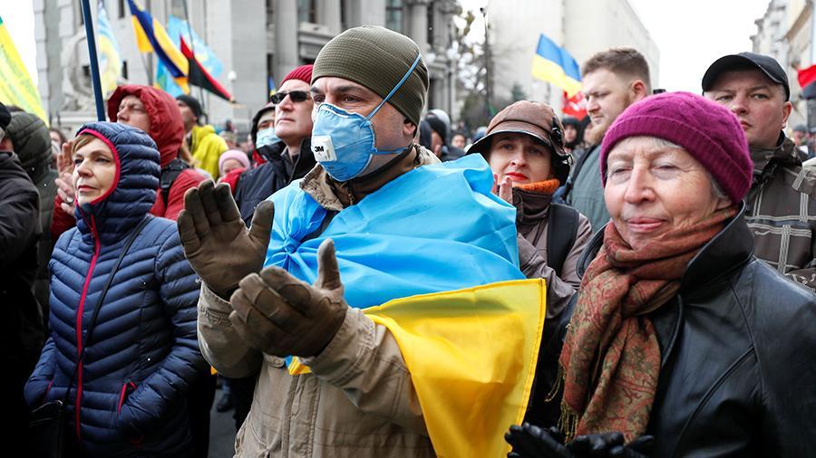 Украине предрекли дефолт из-за коронавируса | Новости | Известия | 20.03.2020