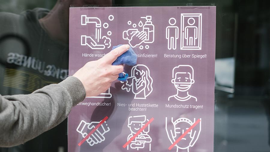 Власти Германии ослабили введенные из-за коронавируса ограничения | Новости | Известия | 06.05.2020