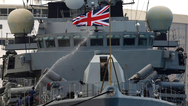 Великобритания может сократить свой флот противолодочных кораблей - Газета.Ru