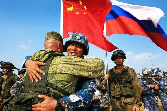 Журнал Международная жизнь - США против альянса России и Китая: попытки игры на «историческом недоверии»
