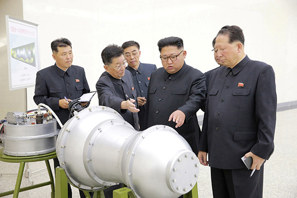 Северная Корея заявила о возможности нового испытания водородной бомбы: Политика: Мир: Lenta.ru