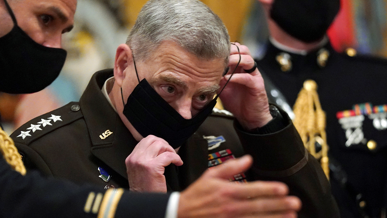 Генерал армии США назвал Россию великой державой - Газета.Ru