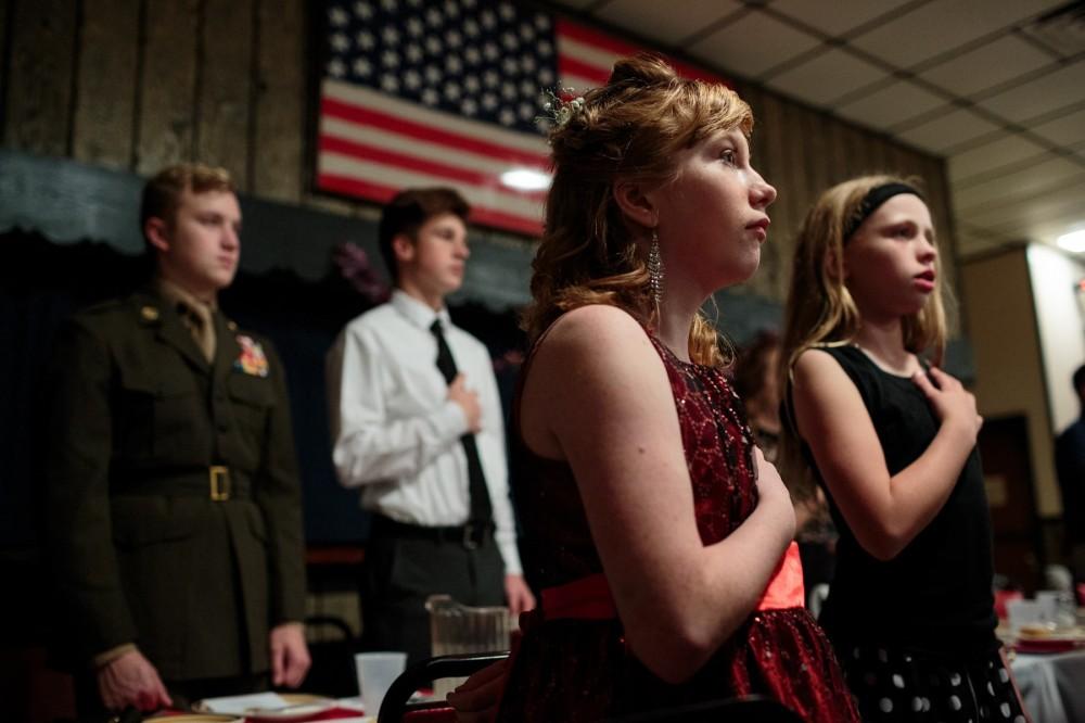 Суровый американский патриотизм