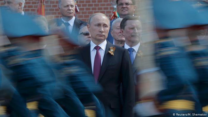 Немецкий историк о том, что его шокировало в статье Путина о войне   Россия и россияне: взгляд из Европы   DW   19.06.2020