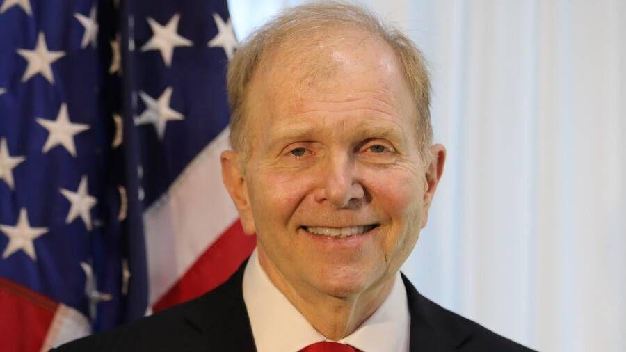 Посол США в Казахстане Уильям Мозер