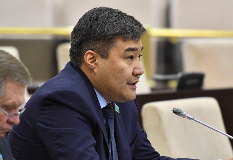Посол Казахстана на Украине и в Молдавии Дархан Аманович Калетаев