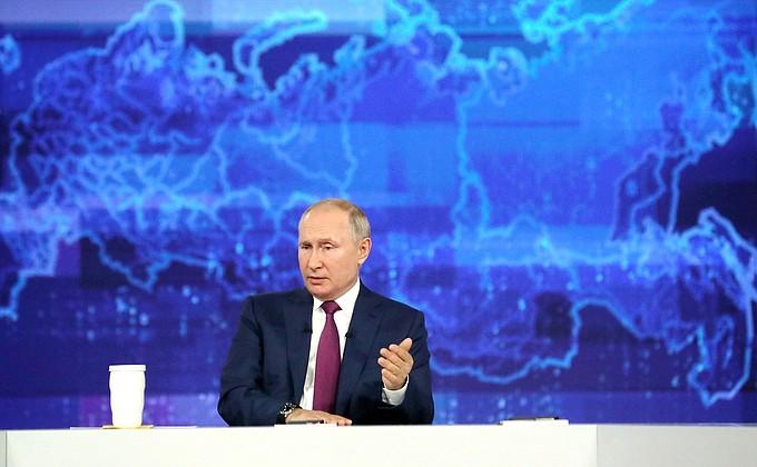 Владимир Путин: Нужно внимательно следить за своим здоровьем | В стране | Информационно-аналитический интернет портал ugra-news.ru - Новости Югры