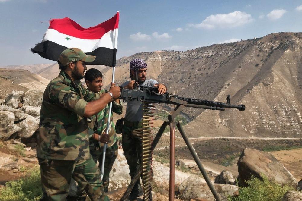 Армия Сирии прекратит боевые действия в Идлибе 31 августа — Российская газета